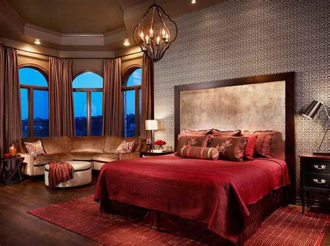Sexy Bedroom Decor  Home Interior Design