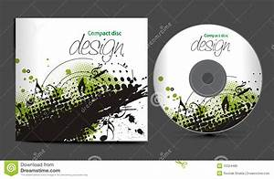 cd cover design stock vector image of computer cover With cd cover design online