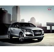 Free Cars HD Wallpapers Audi Q7 Tuning Car
