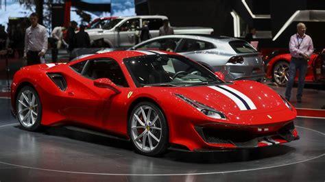 Watch The Ferrari 488 Pista Get Thrashed  The Drive