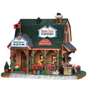lemax village collection christmas village building happy tai