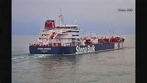 Iran Seizes British Oil Tanker   Koti