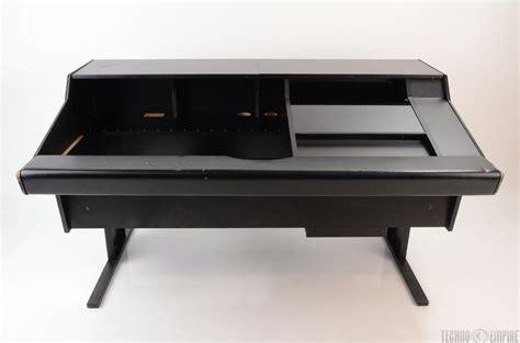 argosy nevis 70 series console desk black for mackie d8b