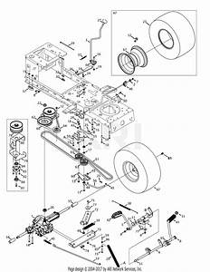 Mtd Clt46cvt 13a878kt897  2015   13a878kt897 Clt46cvt  2015  Parts Diagram For Transmission