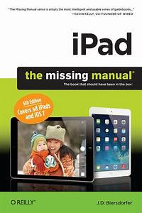 Ipad  The Missing Manual  Ebook Rental