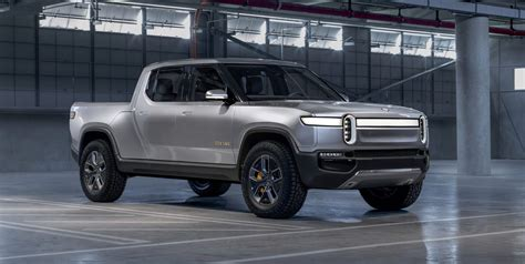 Electric Pickup Truck Startup Rivian Confirms 0 Million