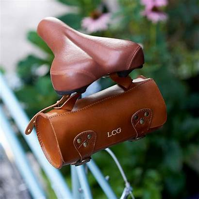 Saddle Leather Bike Bag Bags Accessories Notonthehighstreet