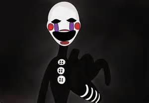 Marionette Puppet F-NaF 2