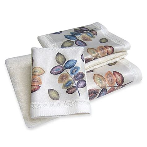 croscill mosaic leaves bath towel collection bed bath