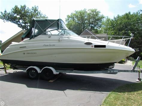 Cheap Boats In Erie Pa by 2005 Rinker 342 Fiesta Vee Srg New Brighton