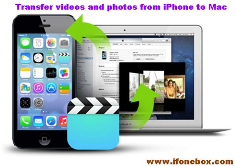 to send photos from mac to iphone a method to transfer photos and from iphone to mac