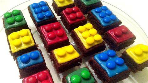 brownies lego idee gateau gateau lego facile  gateau