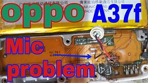 Oppo A37 Universal Mic Solution