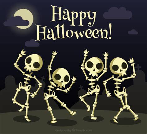 happy halloween skeleton  happy halloween ecards greeting cards