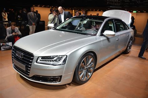 Audi A8 Photo by 2014 Audi A8 Information And Photos Zombiedrive