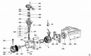 Spares For Dewalt D55155 Compressor  Type 2  Spare D55155