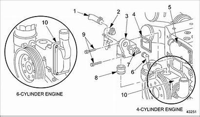 Sensor Coolant Engine Temperature Dd15 Diagram Lines