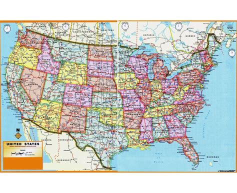maps   usa collection  maps   united states