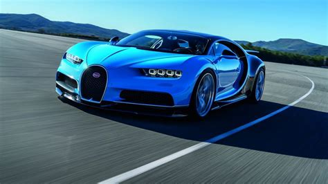 Bugatti Chiron Top Speed by Bugatti Chiron Officially Revealed With 261 Mph Top Speed