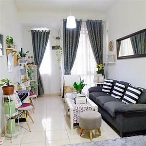 Cara Mengatur Dekorasi Ruang Tamu Rumah Kecil Agar Terasa ...