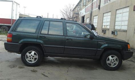old jeep grand cherokee 1994 jeep grand cherokee information and photos