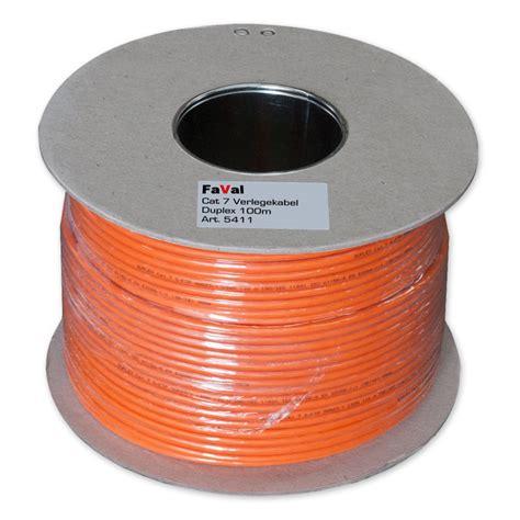 cat 7 kabel 100m 100 m cat 7 verlegekabel gigabit netzwerkkabel kupfer lan 1000mhz s ftp6 5 10gbi ebay