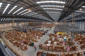 amazon warehouses in kenosha wis the new factories