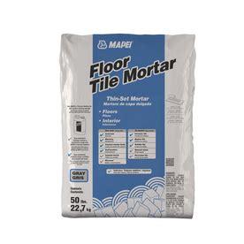 mapei porcelain tile mortar mixing shop mapei keraflor gray powder thinset mortar at