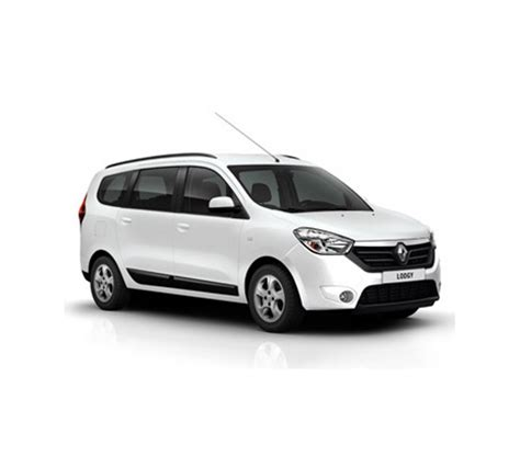 renault lodgy specifications renault lodgy stepway 110ps rxz 7s price india specs and