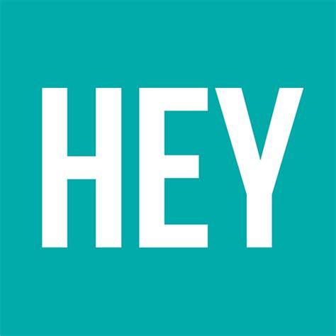 hey hey app twitter