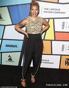 Keyshia Cole enjoys life while facing lawsuit – PureCelebs.net