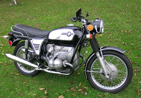 1972 Bmw R60/5 No Longer Available