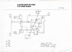 Mf 65 Wiring Diagram  65 Wiring Diagram Massey Harris