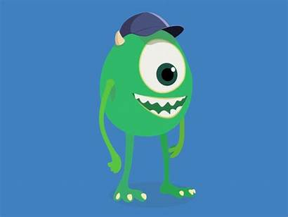 Die Dumb Ways Character Animation Mike Monsters