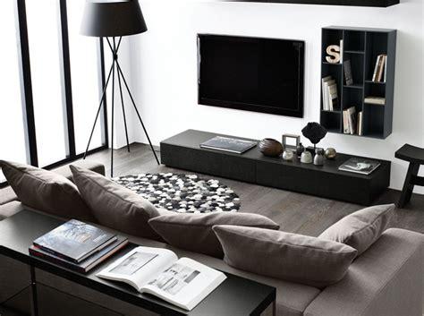 canapé lit bo concept salon boconcept table de lit