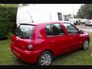 Clio Rouge : a vendre renault clio 2 ph 3 dci 70 cv rouge campus dynamique 5300 youtube ~ Gottalentnigeria.com Avis de Voitures
