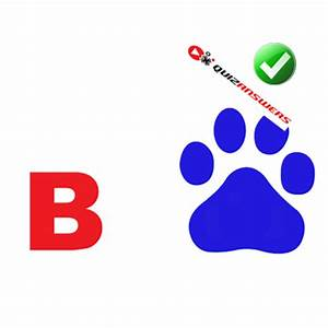 Blue Paw Logo - ClipArt Best