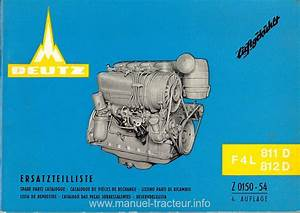 Catalogue Pieces De Rechange Renault Pdf : catalogue pi ces rechange moteurs deutz f4l 811d 812d ~ Medecine-chirurgie-esthetiques.com Avis de Voitures