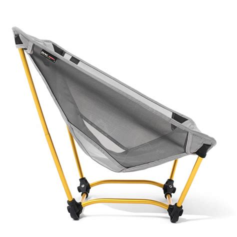 Helinox Ground Chair Copy by Big Agnes Helinox Ground Chair Cloudburst Grey