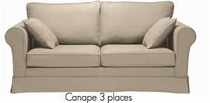 Canapé 3 2 Places : canape cordoue ~ Teatrodelosmanantiales.com Idées de Décoration