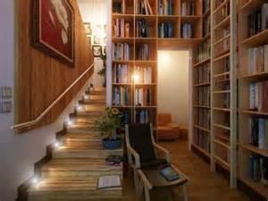 Small Home Library Design Ideas