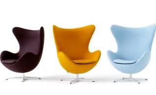 Fauteuil Design Egg Pas Cher by Arne Jacobsen Egg Chair Hivemodern Com