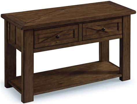 fresh rustic pine sofa table 32 on granite top sofa table