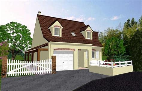 extension d un pavillon plan et dessin maison 3d transformation am 233 nagement ext 233 rieur