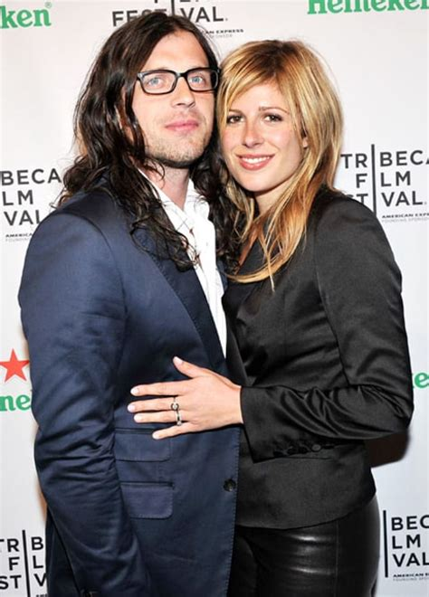 Kings Of Leon's Nathan Followill, Wife Jessie Baylin