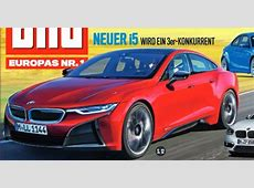 BMW i5 Could Arrive As Tesla Rival By 2018 CleanTechnica