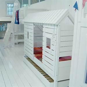 Kinderbett Unter Dachschräge : spielbett kinderbett roofus f r schr ge w nde dachschr gen ~ Michelbontemps.com Haus und Dekorationen