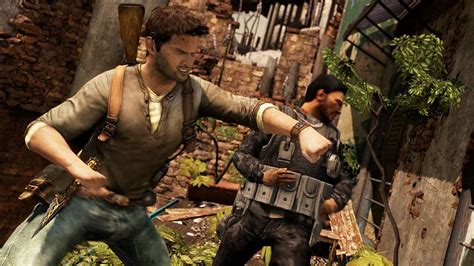 Uncharted Drakes Fortune Uncharted 2 Playstation 3