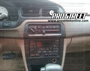 How Nissan Altima Stereo Wiring Diagram Pro Street