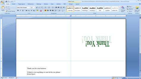 print   tent cards  microsoft word